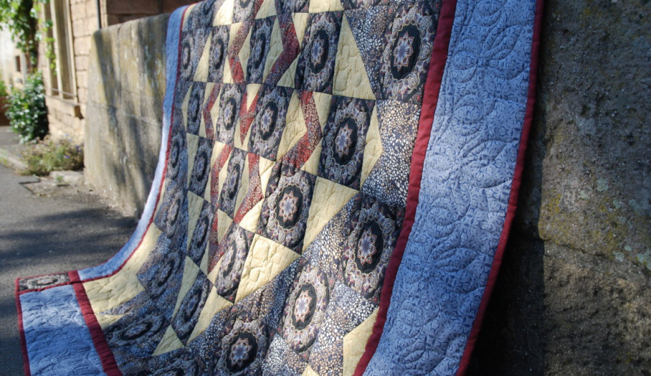 The Story Bedhind The Quilts
